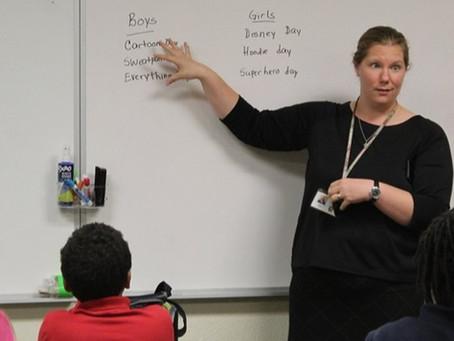 The Responsibility of a Teacher