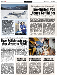 Kronen Zeitung 04.03.2021