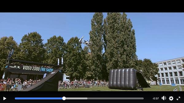 Chassot concept video 2000 fmx show - ne
