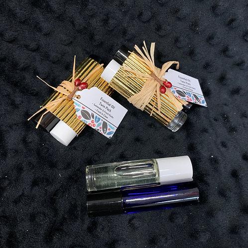 Essential Oil Roller Balls (2pack)