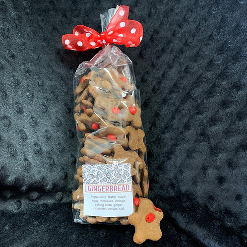 Gingerbread in a Bag!
