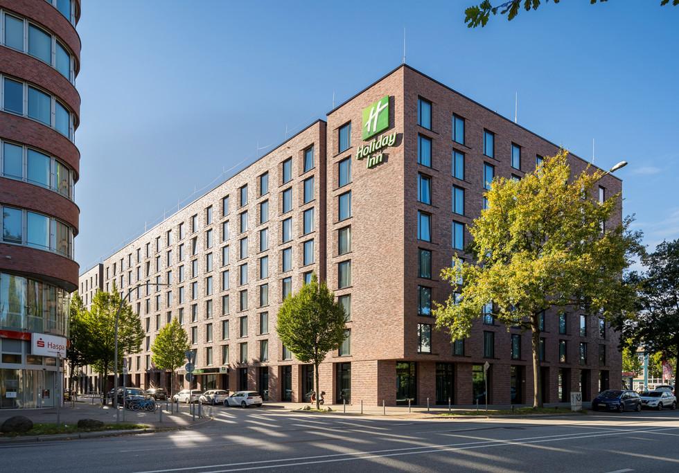 Holiday Inn - Hamburg, Germany