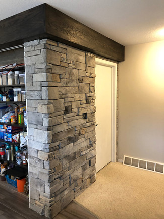 Stone Lath - Interior