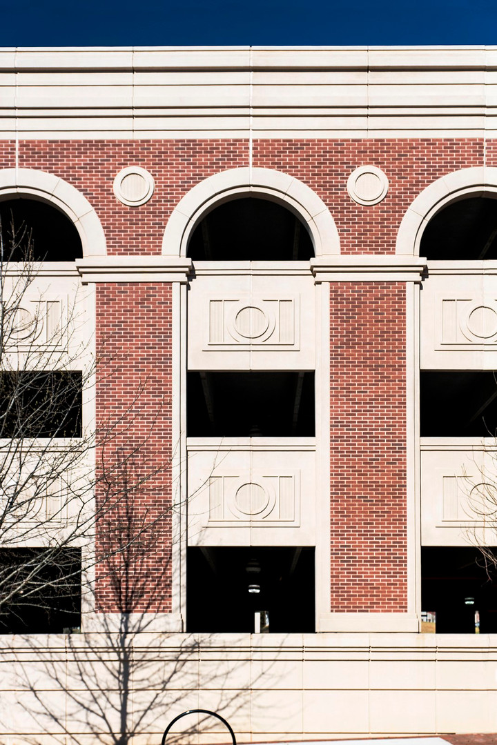 Alpharetta Column & Arch detail