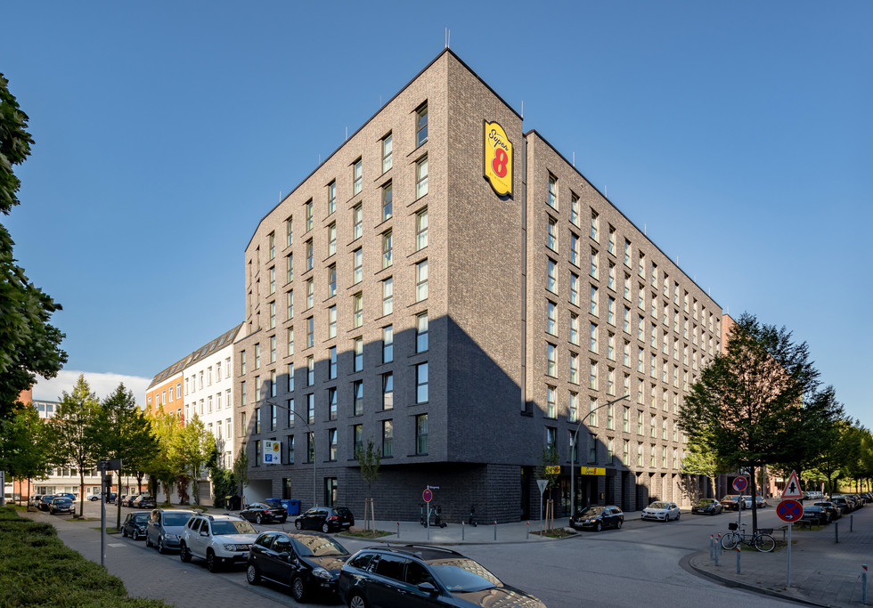 Wyndam Super 8 - Hamburg, Germany