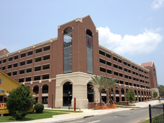 FSU Parking Garage