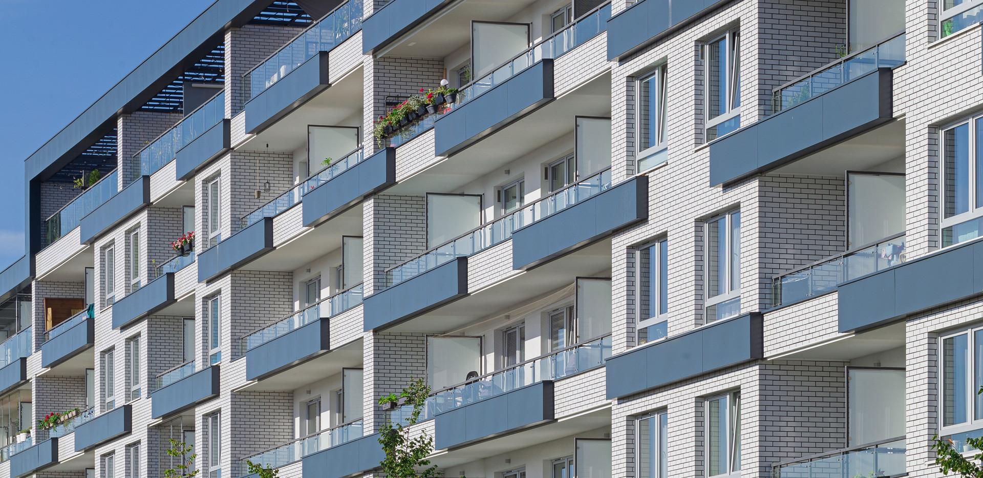 The Kwadrat Apartments