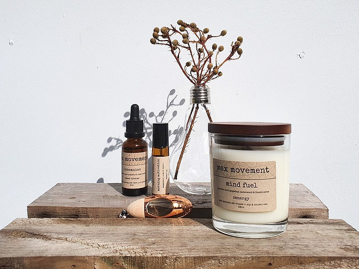 Aromatherapy Gift Box 4