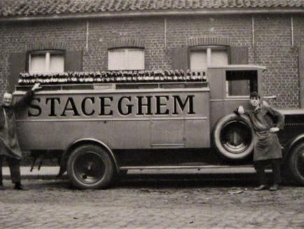 Santé in Stasegem in de nieuwe Tijdingen