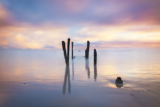long-exposure-dunedin-beach-new-zealand