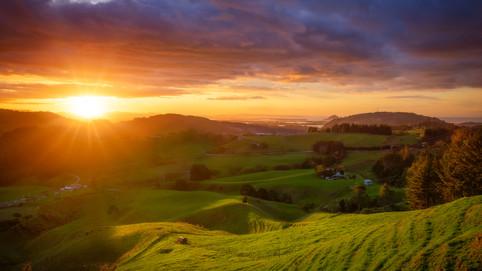 papamoa-sunset-new-zealand