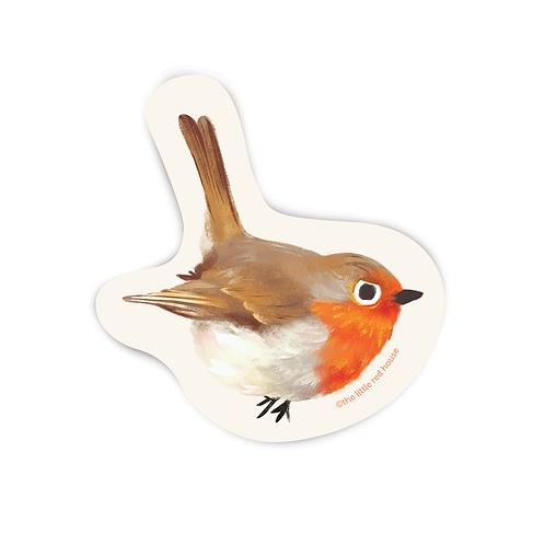 European Robin Sticker