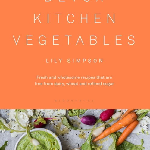 Book Detox Kitchen Vegetables