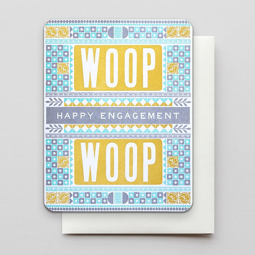 Greeting Card: Engagement