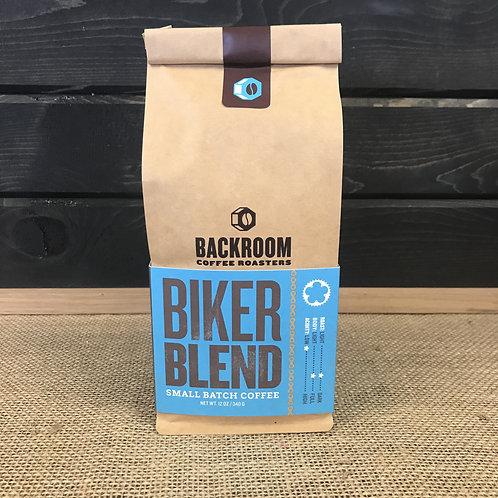 Backroom Coffee Roasters: Biker Blend