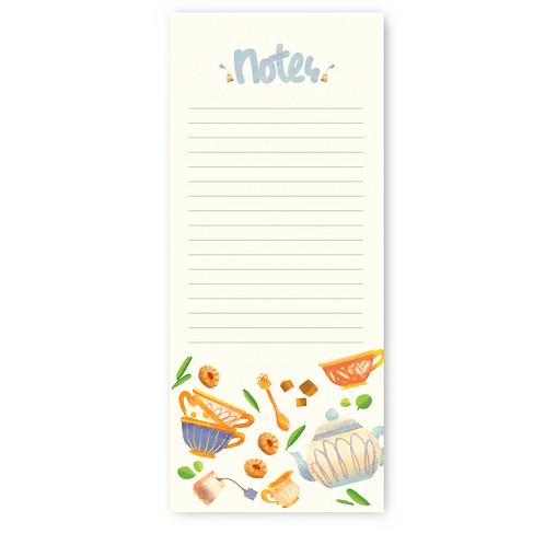 Tea Time Notepad