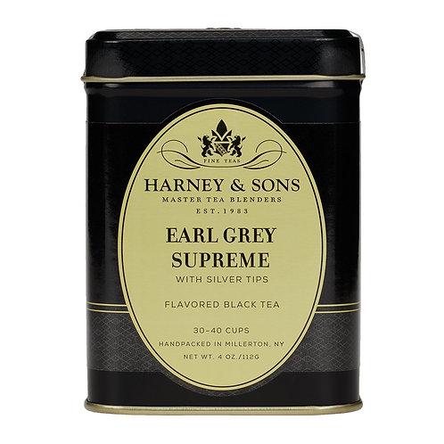 Earl Grey Supreme Loose Leaf Tea