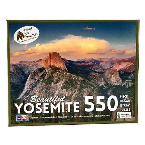 Frank Lee Ruggles Yosemite Puzzle