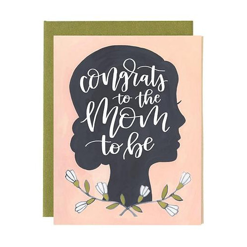 Greeting Card: Baby