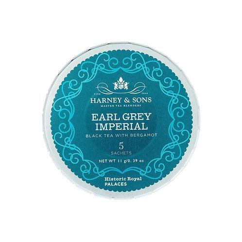 Harney & Sons Historic Royal Palace Tea - Earl Grey Imperial Tagalong