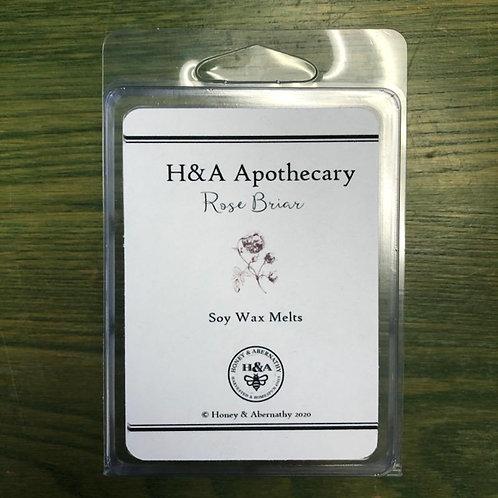 Rose Briar Wax Melts
