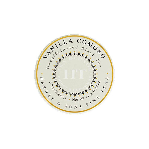 Harney & Sons Vanilla Comoro Tea Tagalong
