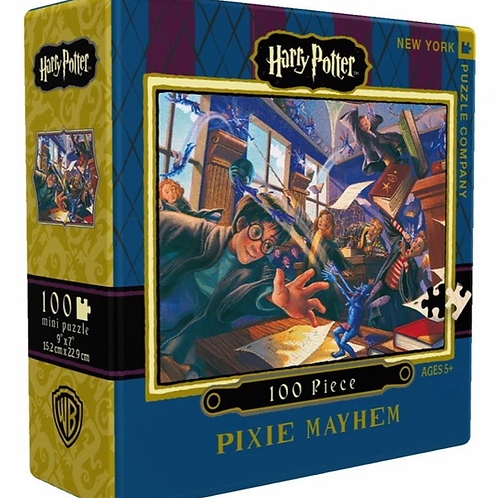 Harry Potter Mini Puzzle: Pixie Mayhem