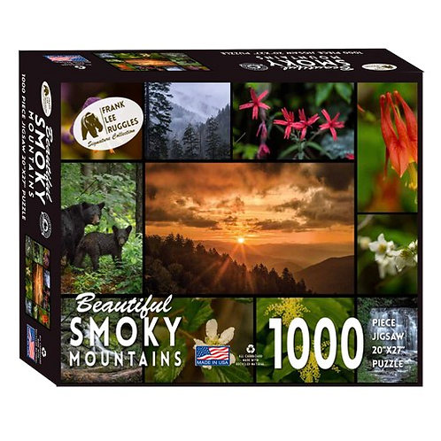 Frank Lee Ruggles Smoky Mountains Puzzle