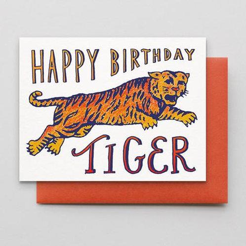 Greeting Card: Birthday