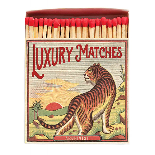 Luxury Matches: Tiger