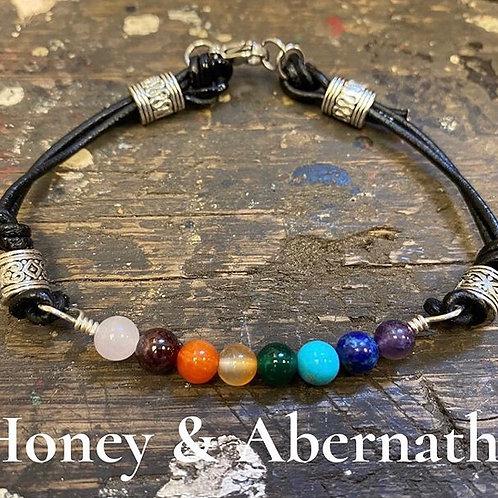 Handmade Pride Bracelet