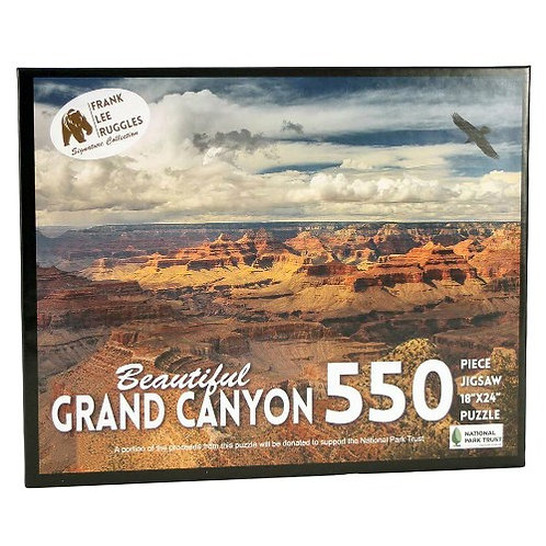 Frank Lee Ruggles Grand Canyon Puzzle