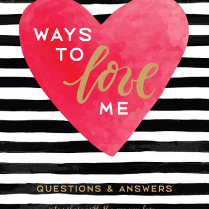 Ways to Love Me Book