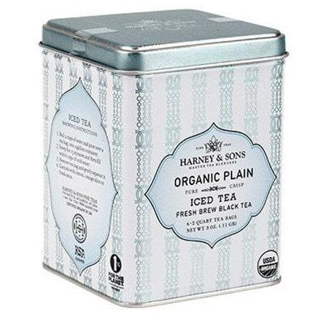 Organic Plain Black Fresh Brew Iced Tea