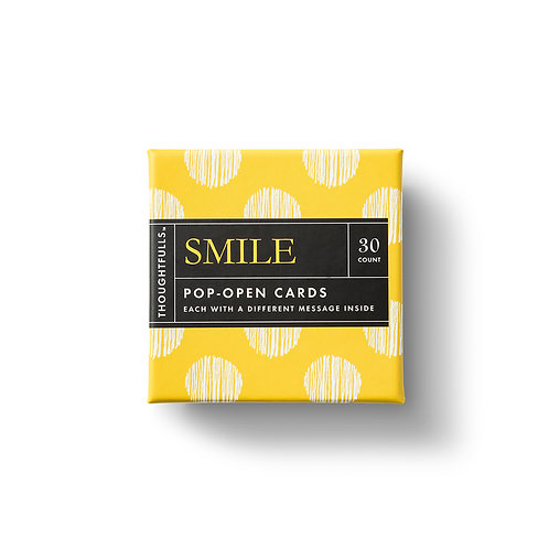 Smile Boxed Cards