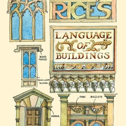 Rice's Language of Buildings Book
