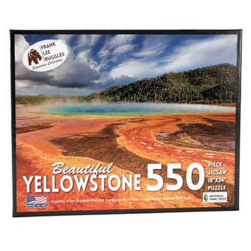 Frank Lee Ruggles Yellowstone Puzzle