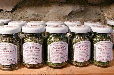 Comprar, venta, herbes aromàtiques
