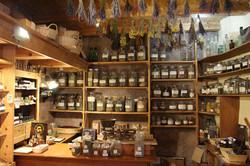 Interior herboristeria Nogué