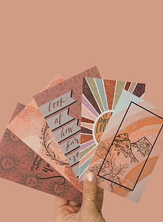 Love, Lilly's Postcards