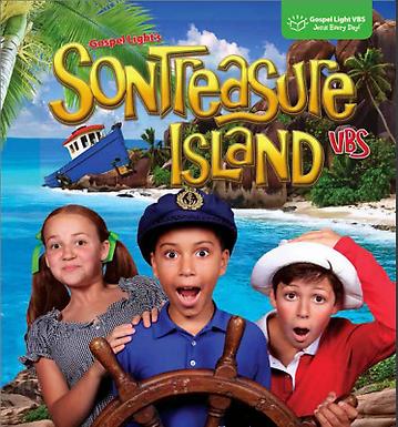 SonTreasure Island VBS