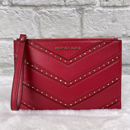 XL Zip Clutch