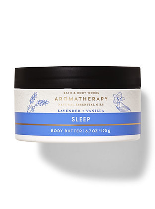 Aromatherapy Body Butter