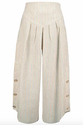 Lotus Stripe Pants
