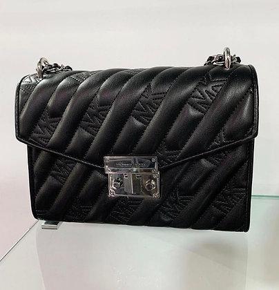 Rose Md Flap Shoulder Bag