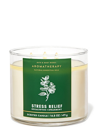 Aromatherapy Large Candles