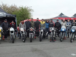 Le Team Rabbit aux Iron Bikers 2016