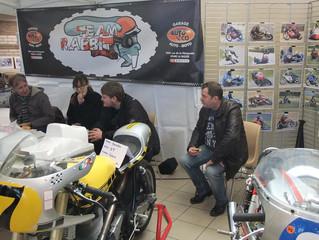 Le Vintage Moto Show de Wasquehal - Le Team y était...