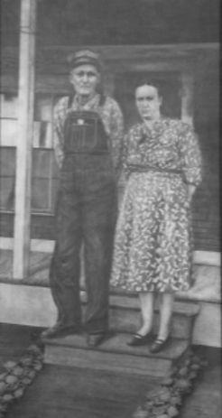 Leonard an Nancy Portrait