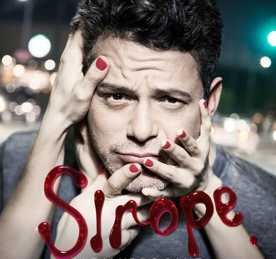 """Sirope"" Album - Alejandro Sanz"